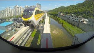 Daegu Monorail - POV (2015)