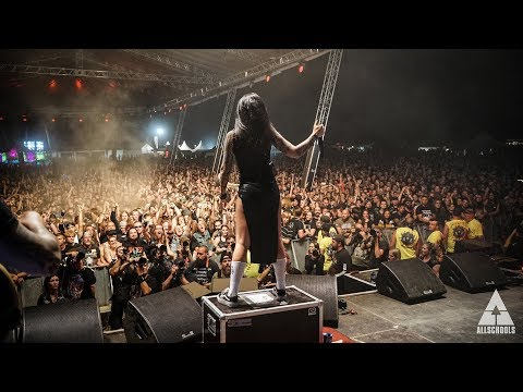 JINJER - I Speak Astronomy (LIVE at Summer Breeze 2018)