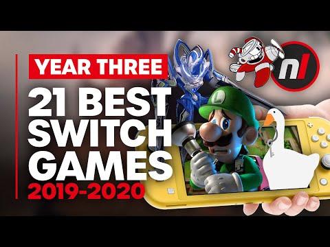 21 Best Nintendo Switch Games 2019-2020 (Year 3)
