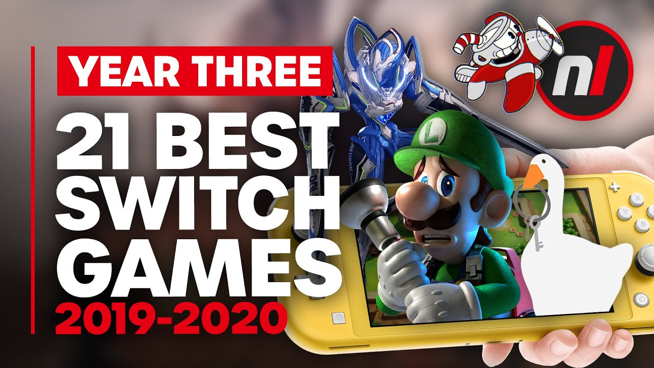 21 Best Nintendo Switch Games 2019 2020 Year 3 Youtube