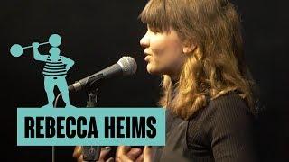 Rebecca Heims – Grenzposten