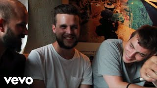 White Lies - Toazted Interview (part 6)