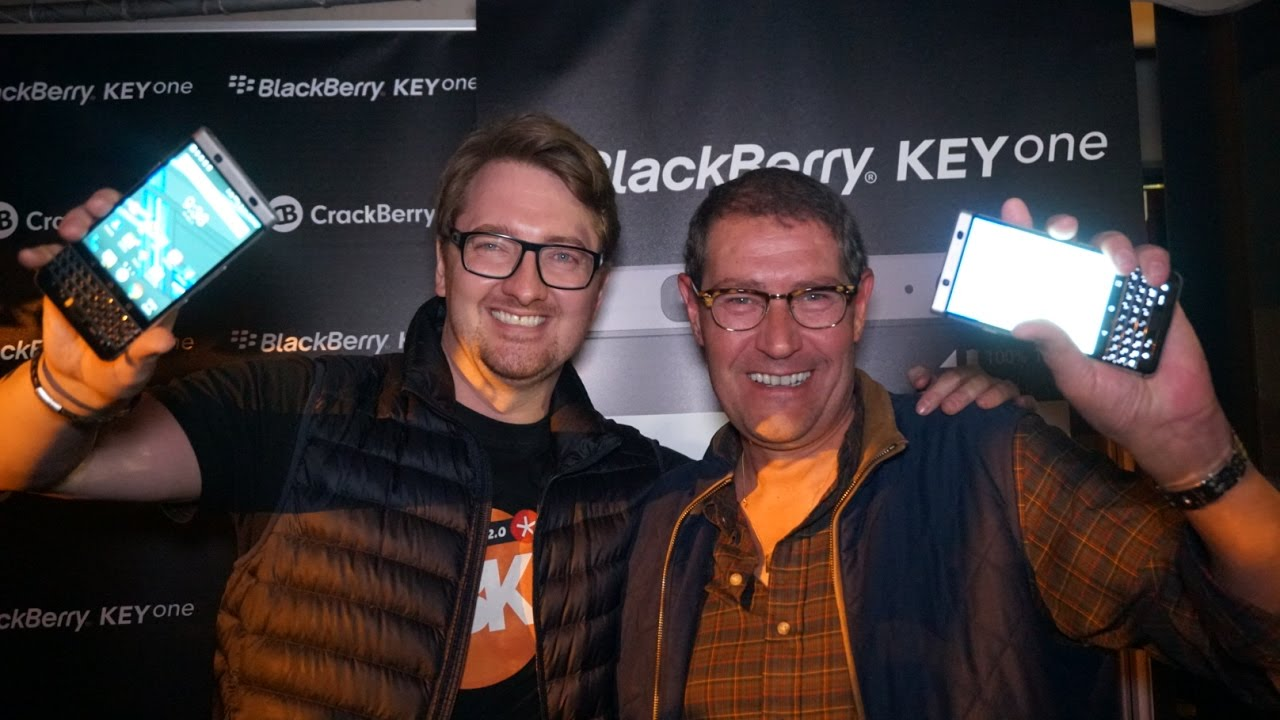 BlackBerry KEYone User Reactions from CrackBerry's Miami Meetup!
