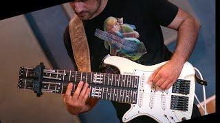 My first Fingerstyle Piece! Chordinero (Guitar Capo) FM Guitars