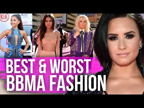 Best & Worst Dressed Billboard Music Awards 2016 (Dirty Laundry)
