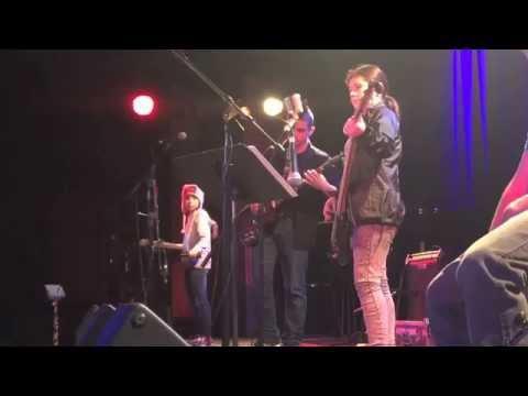 D.Feathers [Bettie Serveert] - Live at TCAN 27NOV2015