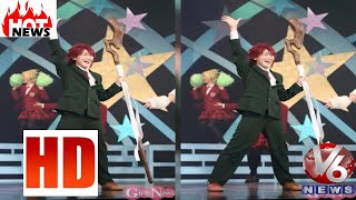 舞台「魔法先生ネギま!」ゲネプロより 5月に乃木坂46を卒業した生駒里...