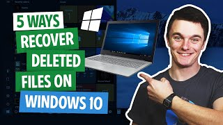 5 Free Ways to Recover Deleted Files on Windows 10 screenshot 5