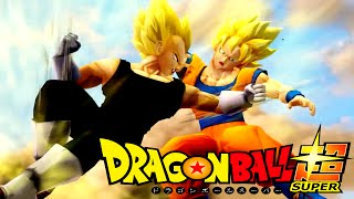 Dragon Ball (PC) ESF Trailer 2016 - Goku vs Vegeta & Trunks vs Frieza Gameplay