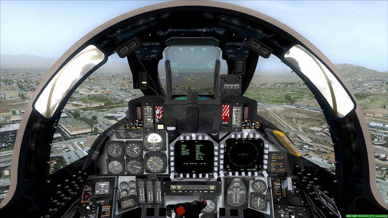 F 14 Tomcat Cockpit F-14D Tomcat Cockpit L...
