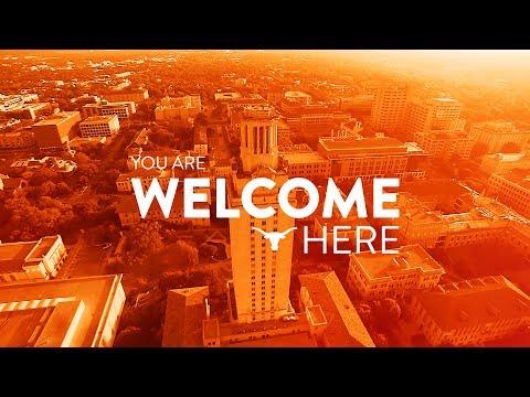#YouAreWelcomeHere | UT Austin International Office