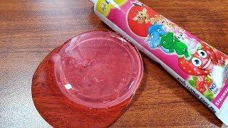 Sugar Slime, Làm Slime Với Đường Và Kem Đánh Răng Em Bé Thành Công 100%