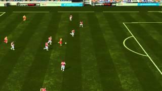 FIFA 14 iPhone/iPad - CULIONEROS vs. Arsenal