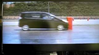 Perodua Alza - ABS Test