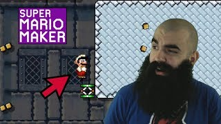 Never Seen That Before | Super Expert No Skip Challenge | Mario Maker [#65]