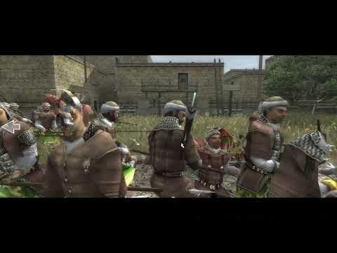 Medieval 2 The Turks Very Hard #62 Resmen Saçmalığın Dik Alası Ayıp Ayıp