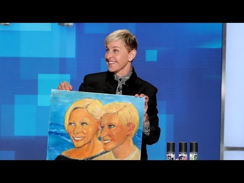 Ellen Reviews Fans'