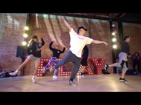 JUMP AROUND - House Of Pain - Charlie Bartley Choreography