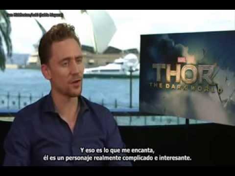 Tom Hiddleston - The Sydney Morning Herald (subtitulada)