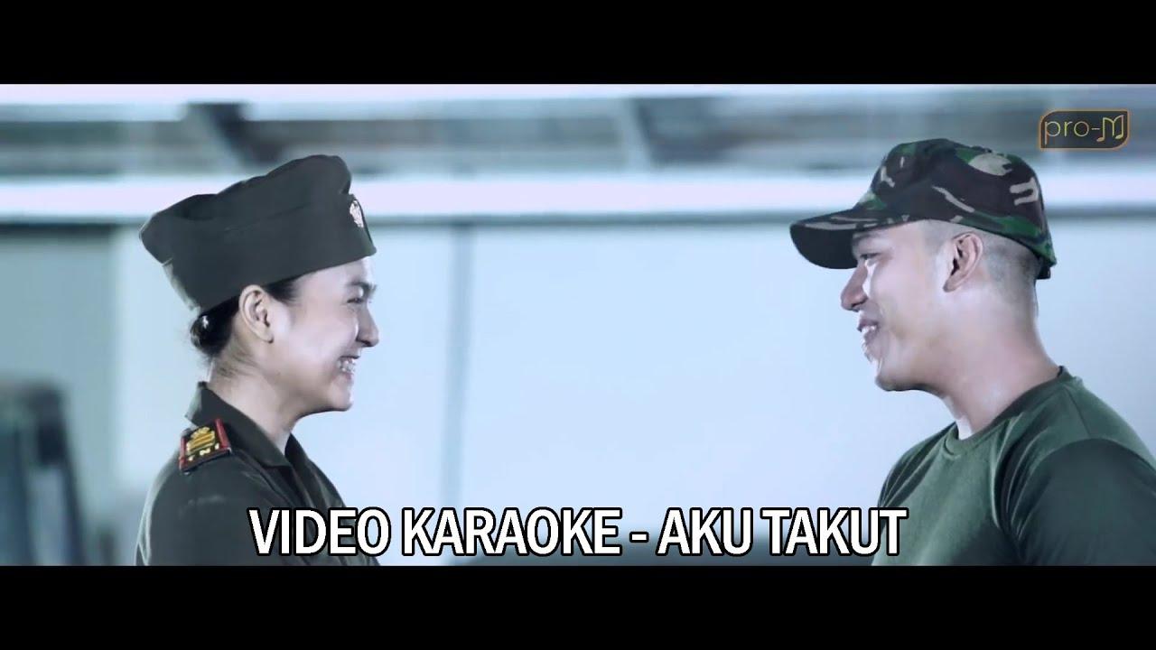 Repvblik Aku Takut Karaoke Official Audio Youtube