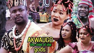 Akwugo The Child Of The gods 3&4 - 2018 Latest Nigerian Nollywood Movie/African Movie Full HD
