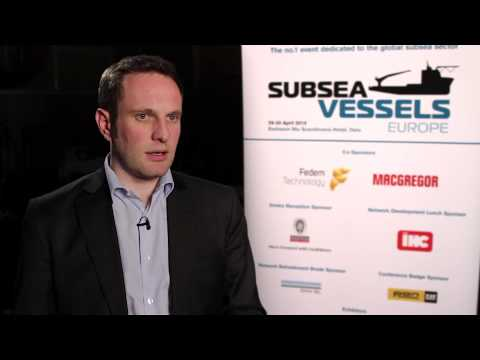 Subsea Vessels Europe speaker interview with Nicolas Riviere