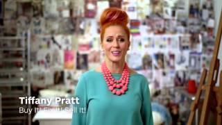 "Tiffany Pratt from ""Buy It! Fix It! Sell It!"" Making the Holidays Comfy"