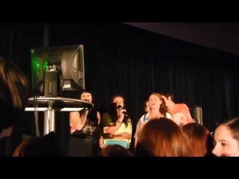 "TorCon 2014 Karaoke - ""Cherry Pie"""