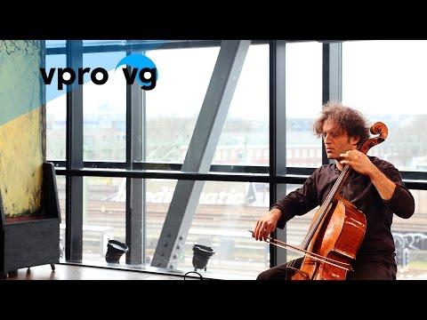 Nicolas Altstaedt - Henri Dutilleux/ Trois Strophes sur le nom de Sacher (live @Bimhuis Amsterdam)