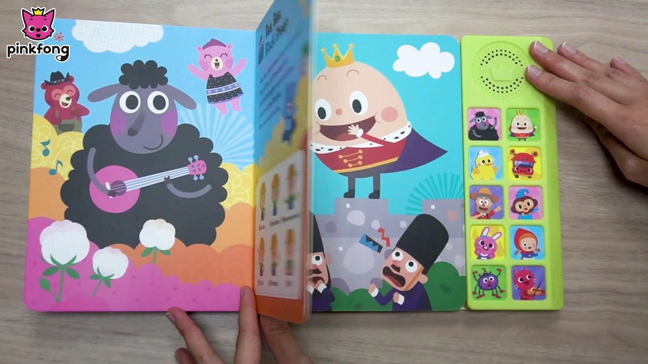 Pinkfong Sound Book II