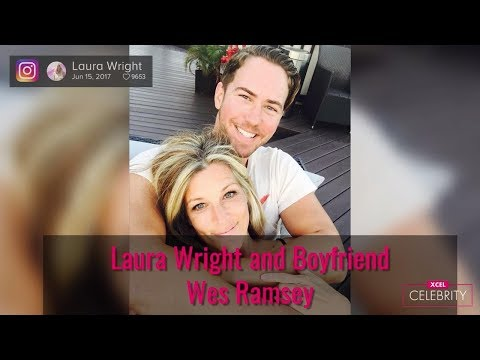 Laura Wright and Boyfriend Wes Ramsey
