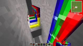 Лифт на Computer Craft #2 - Проводка