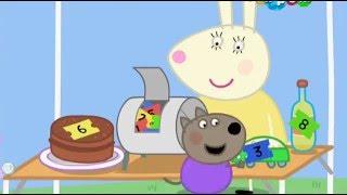 Мультик Свинка Пеппа 2 сезон 36 серия - Воздушные шары.