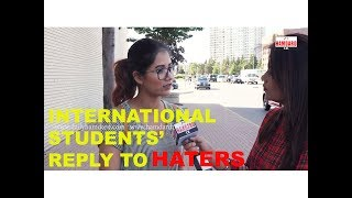 International students' reply to haters: Life in Canada with Taranjeet Kaur Ghuman