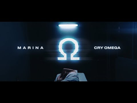 Marina - Cry Omega (OFFICIAL MUSIC VIDEO)