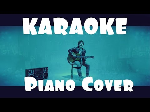 KARAOKE Janieck - Just Wanna Be With You (Piano Cover)