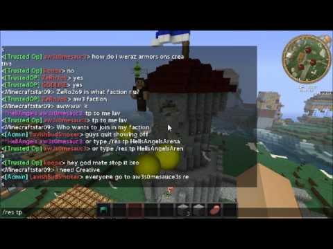 DjChewmacca's Server Tour- Episode 1
