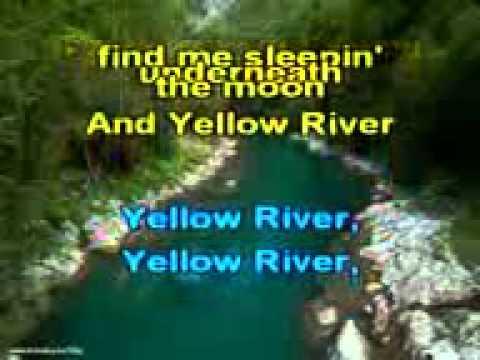 Christie - Yellow river - KARAOKE