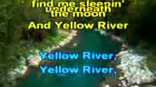 Christie - Yellow river - KARAOKE
