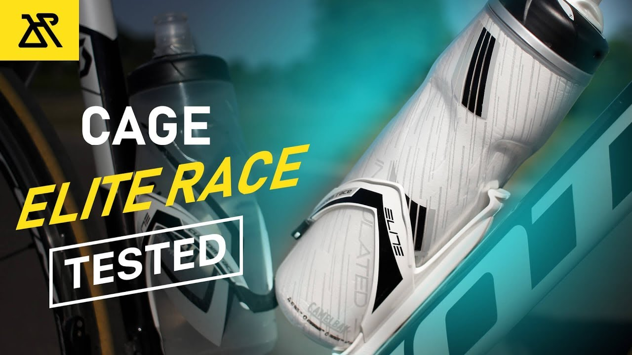 Portaborraccia ELITE CUSTOM RACE PLUS Black Green Glossy