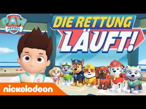 PAW Patrol - Die Rettung läuft - iOS & Google Play Apps für Kinder & Vorschüler auf Deutsch