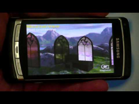 i8910 HD  - Mountain View by Imagination Techonolgies