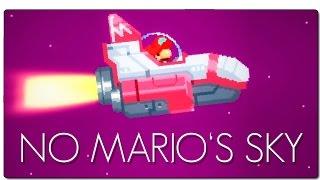 El juego de No Man's Sky y Mario prohibido por Nintendo | No Mario's Sky | Review Español Manucraft