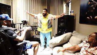 DJ Khaled ft. Justin Timberlake - JUST BE (Official Visualizer)