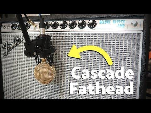 Ribbon Mics: The Good & The Bad (Cascade Fathead)