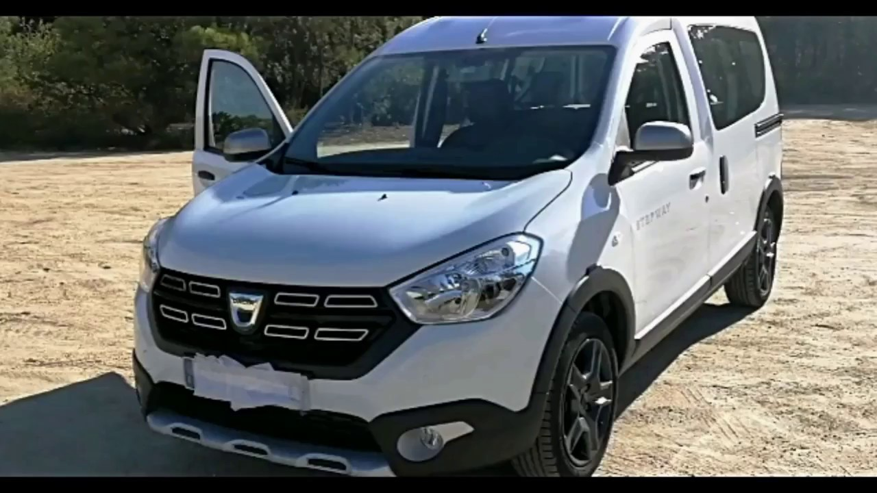 new dacia dokker stepway unlimited 2018 youtube. Black Bedroom Furniture Sets. Home Design Ideas