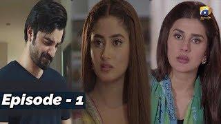 Alif - Episode 01 - 5th Oct 2019 - HAR PAL GEO DRAMAS