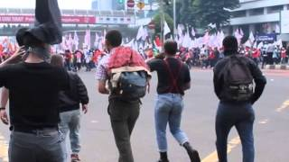 Skinhead indonesia mayday 2013