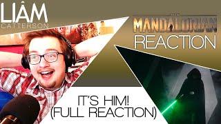 The Mandalorian 2x08 Full Scene: Luke Skywalker Arrives Reaction