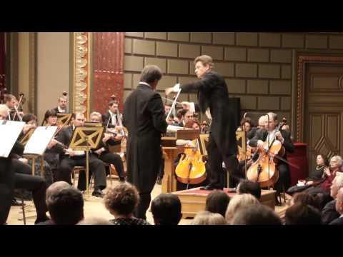 Liviu Prunaru plays Dvorak Violin Concerto - III. Allegro giocoso ma non troppo